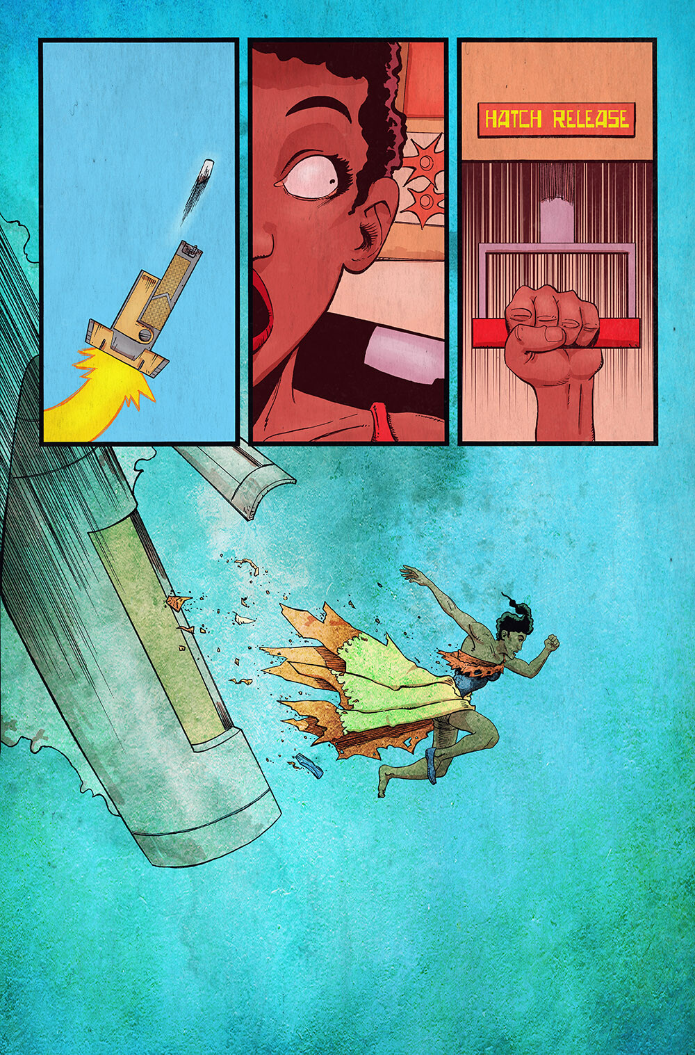 Vagrant Queen: A Planet Called Doom #3 pg 18
