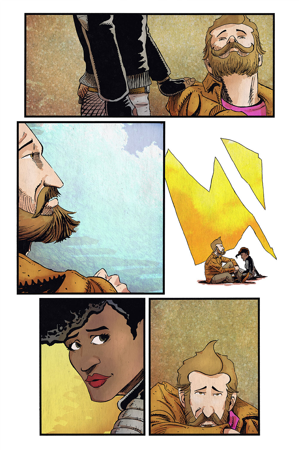 Vagrant Queen: A Planet Called Doom #6 pg 19