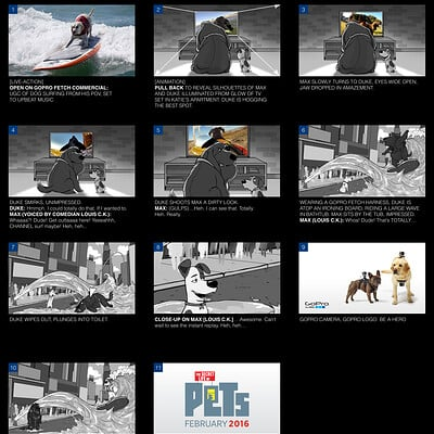 Chris ables universal slop gopro storyboards 2