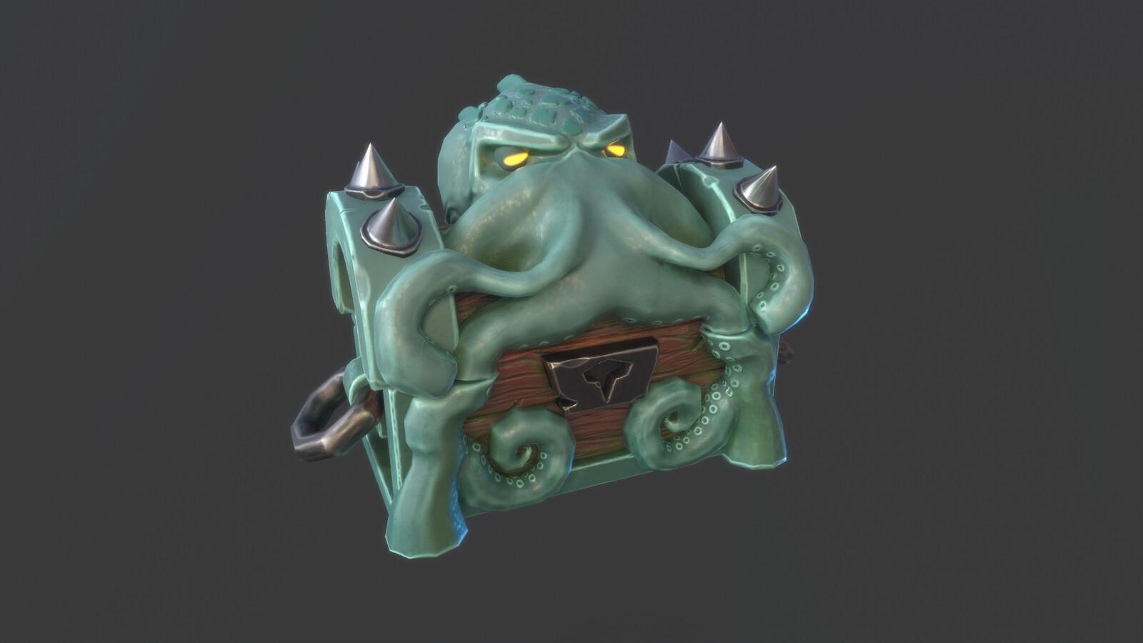Stylized Octobox Chest