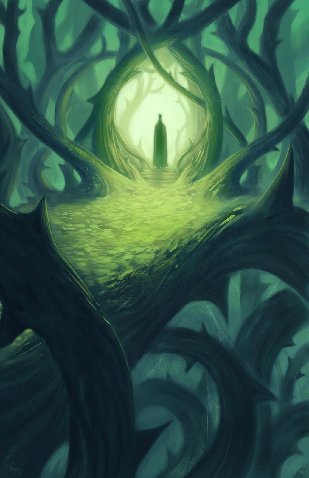 The Briar Wood Portal