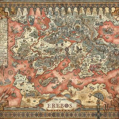 Francesca baerald fbaerald erebosmap