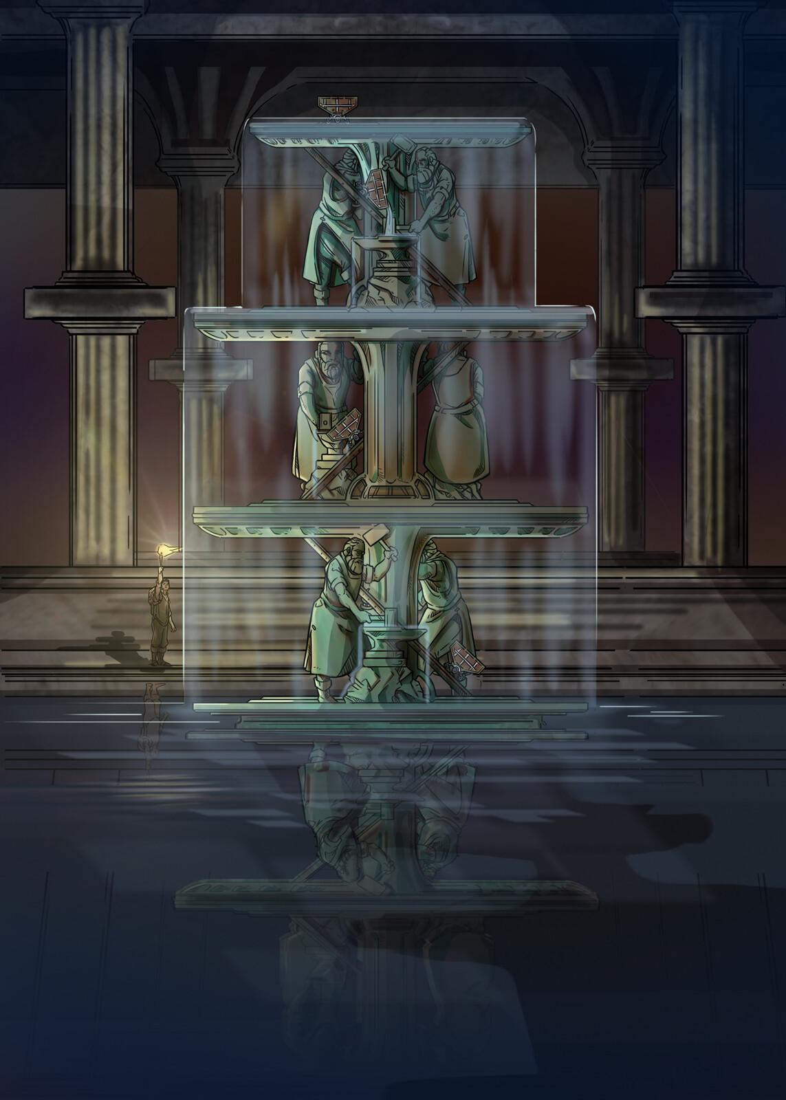 Fountain Temple