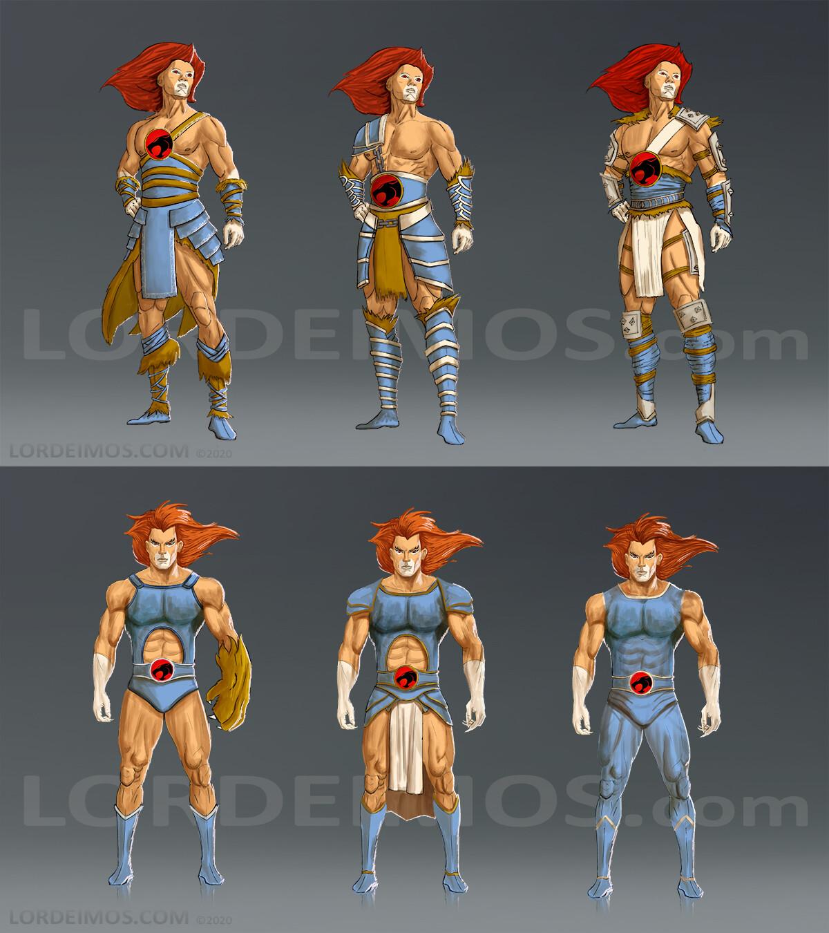 Liono outfits