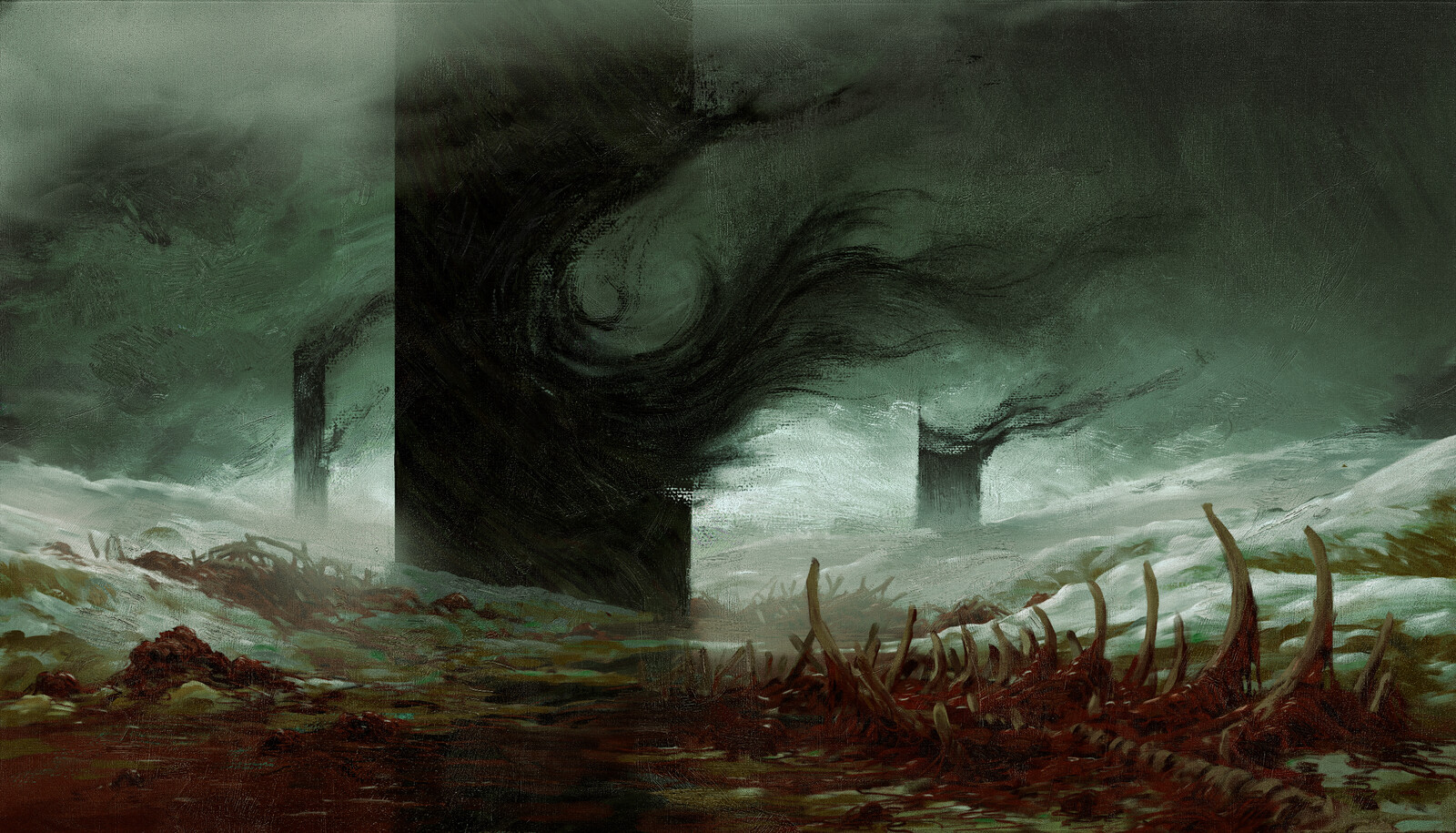 The Rot Of Ilmire