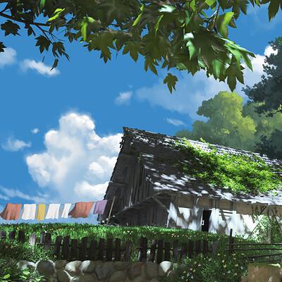 Alfven ato farmhouse