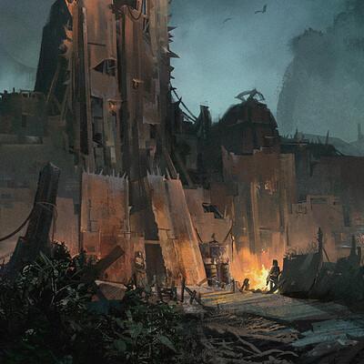 Charneco fortressswamp 2024