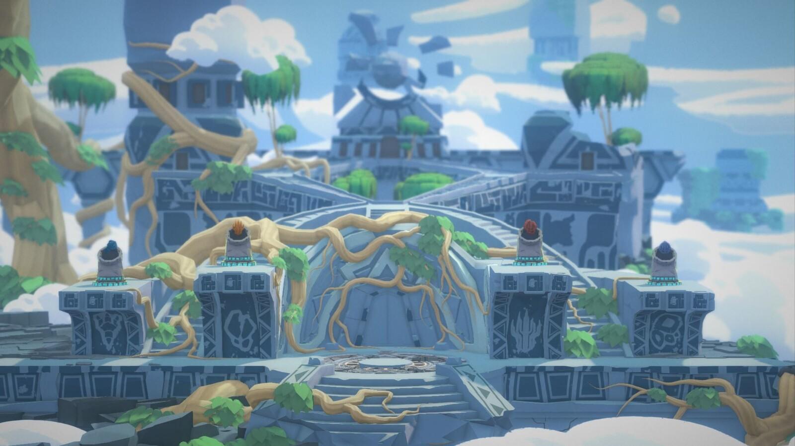 Environment made by Alex Sepulveda