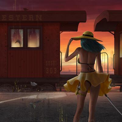 Lopez sylvain train girl6 vaient color matrix 7 v3