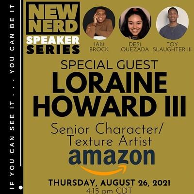 Loraine howard iii 54484
