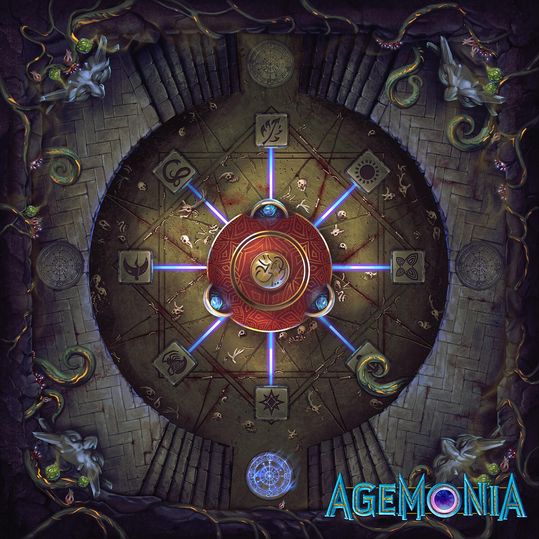 Agemonia Maps - 2
