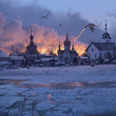 Stefan koidl fire snow22