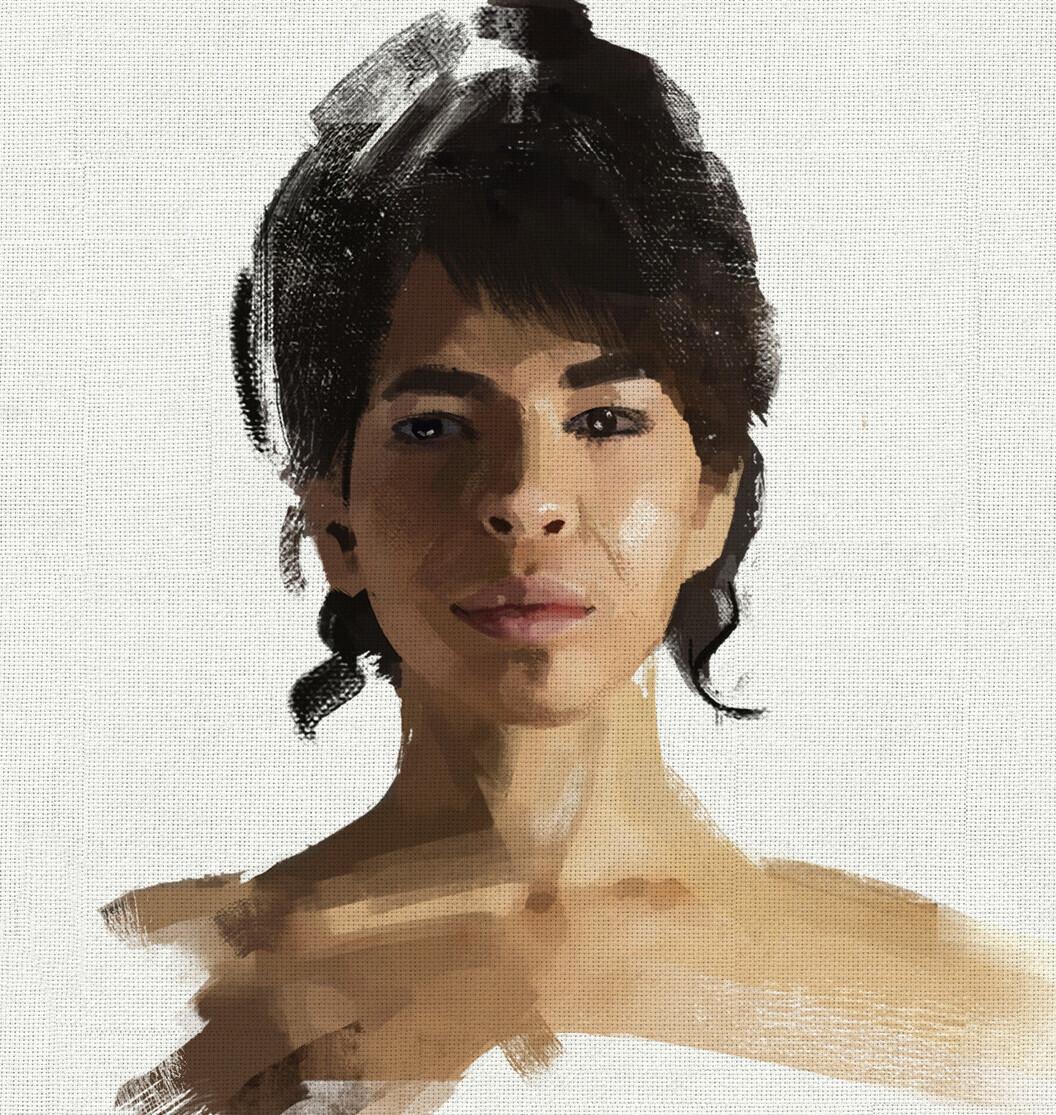 Sara Portrait