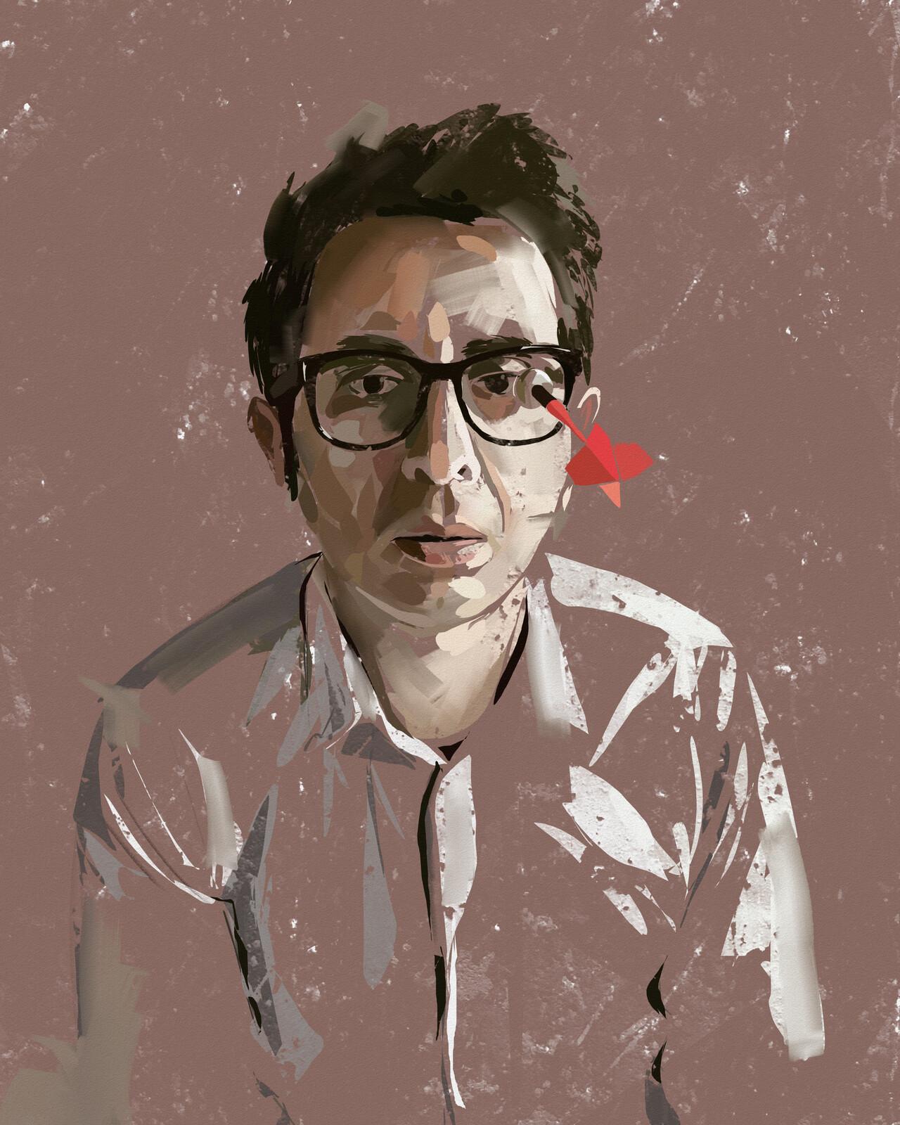 Berto Portrait