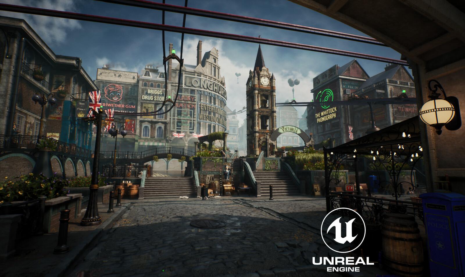 Bioshock Infinite: London - Module 4