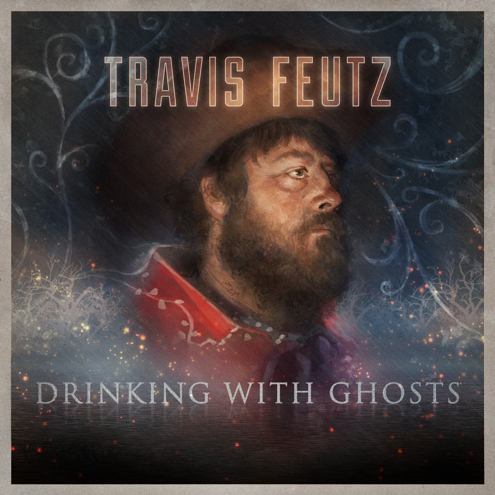 Drinking With Ghosts - Album Cover