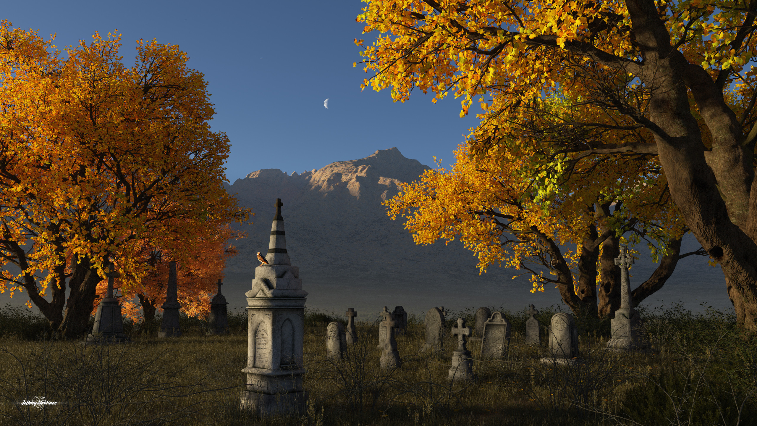 The Old Cottonwood Cemetery 20211002TG