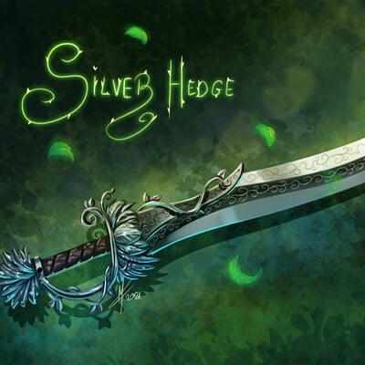 Magical kaleidoscope swordtember 2021 12