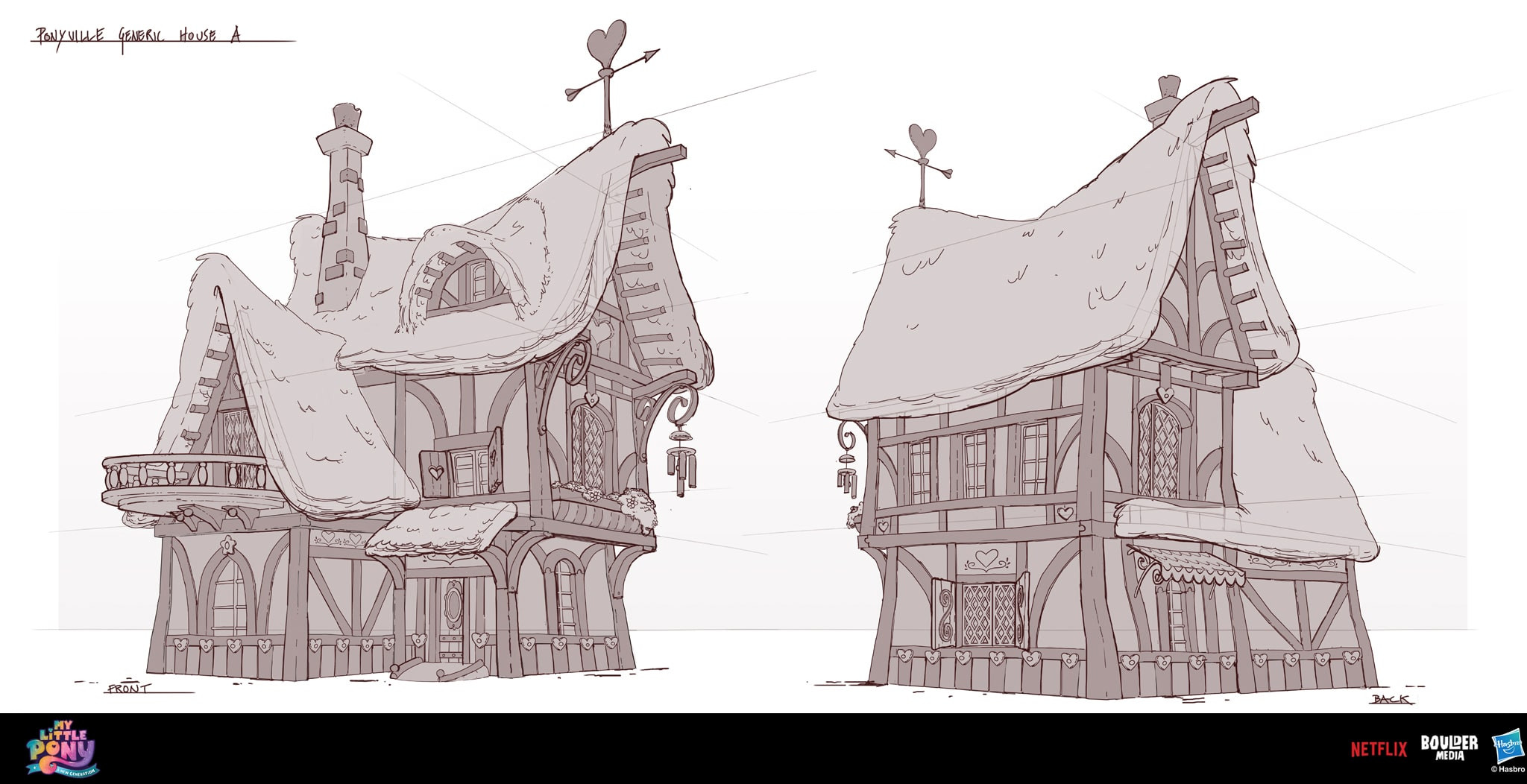 Very early exploration for Maretime (when Maretime was Ponyville)