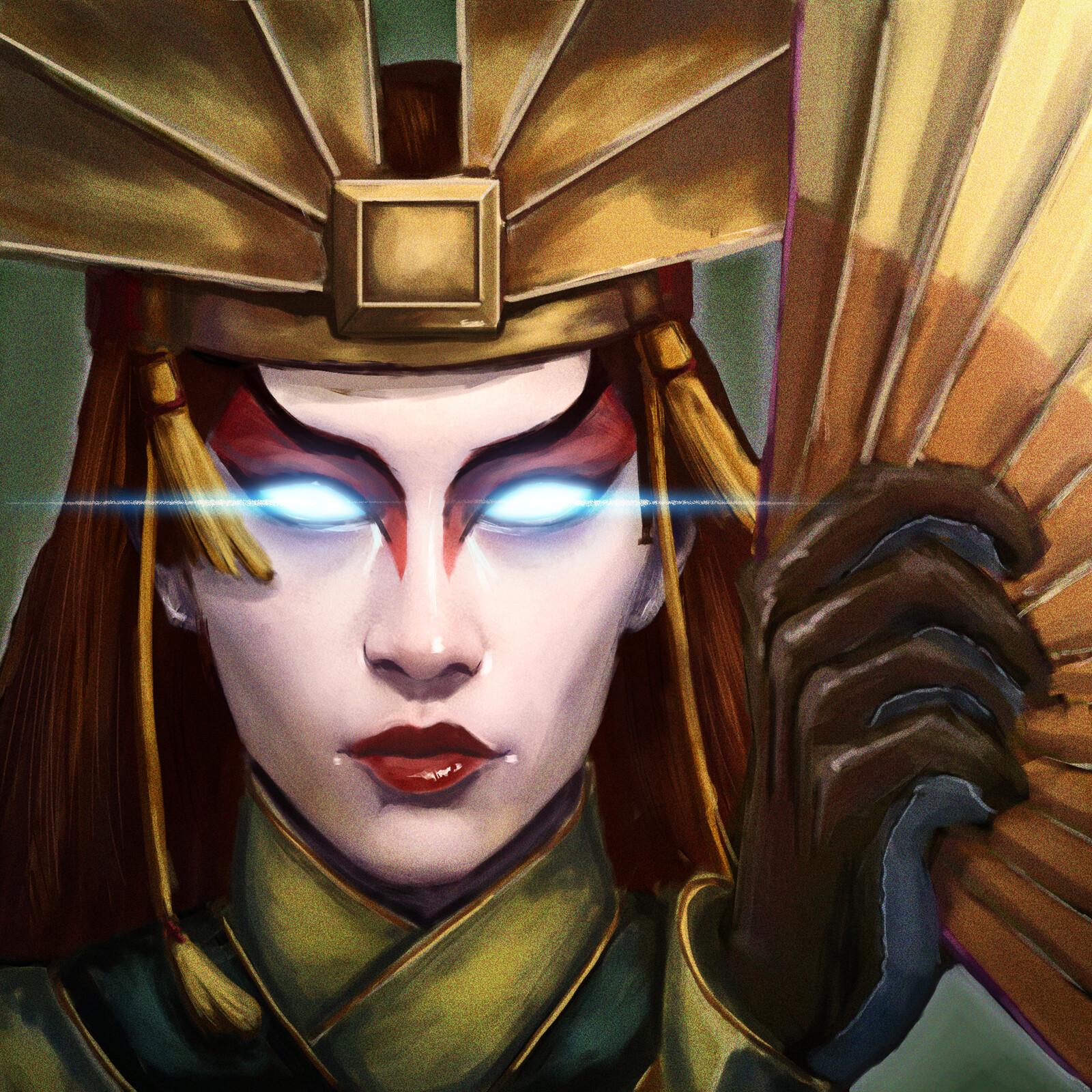 Avatar Kyoshi