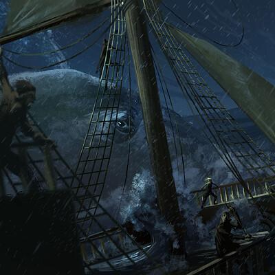 Vaiarello loic navire ship