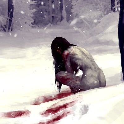 Alessandro amoruso template horror story alla fine del mondo 01