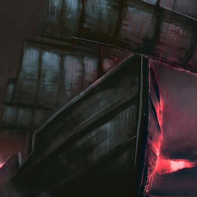 Alessandro amoruso template horror story la nave dei folli pietro giovani 01