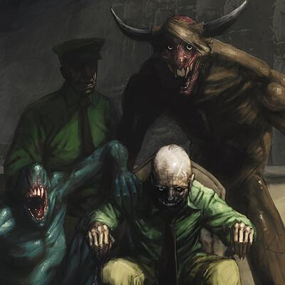 Alessandro amoruso alessandro pedretta weirdland narratori del buio 01