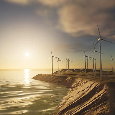 Alomgir hossen windturbine 01