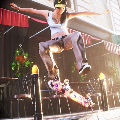 Dizzy viper skate 4 done