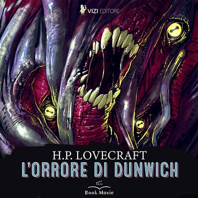Alessandro amoruso 03 vizi editore hp lovecraft l orrore di dunwich