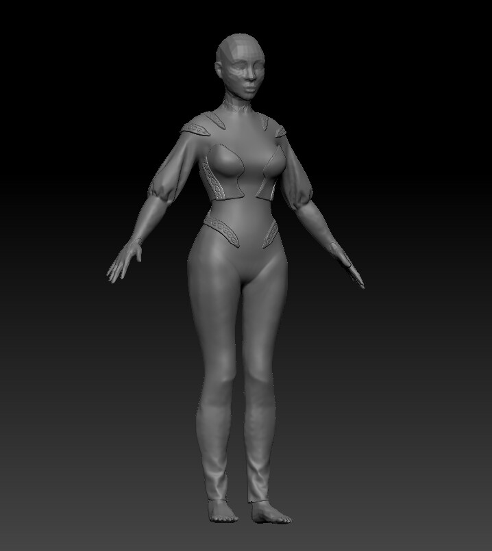Editing clothes in Maya after importing from marvelous