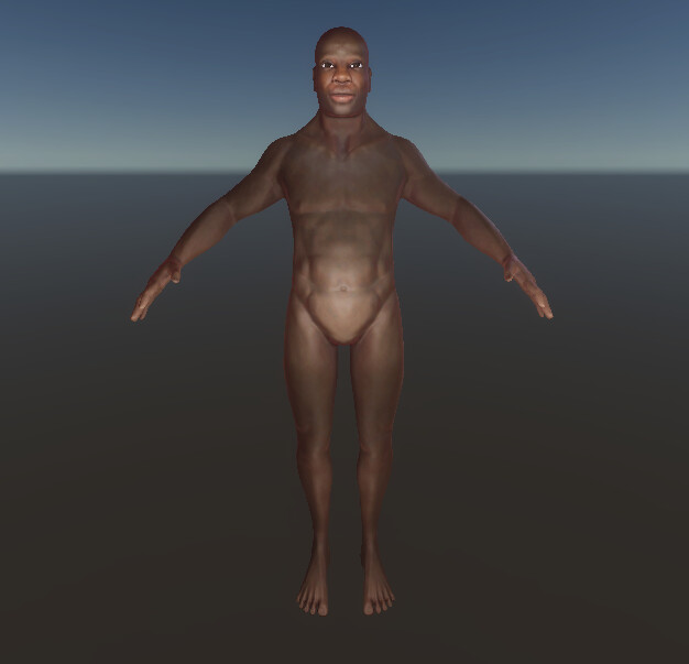 Skin in Unity HDRP