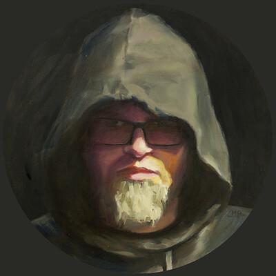 Michal puto self portrait