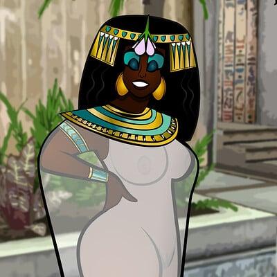 Larry springfield jr sexy egyptian woman