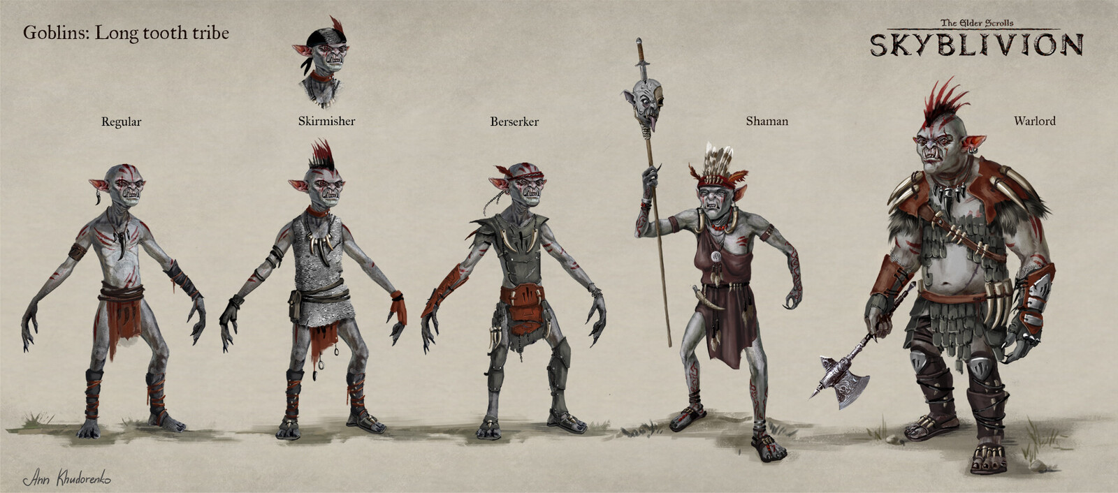 Goblins:Longtooth tribe