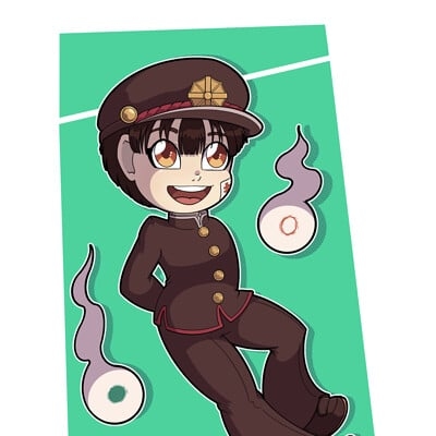 Chibi Hanako-kun