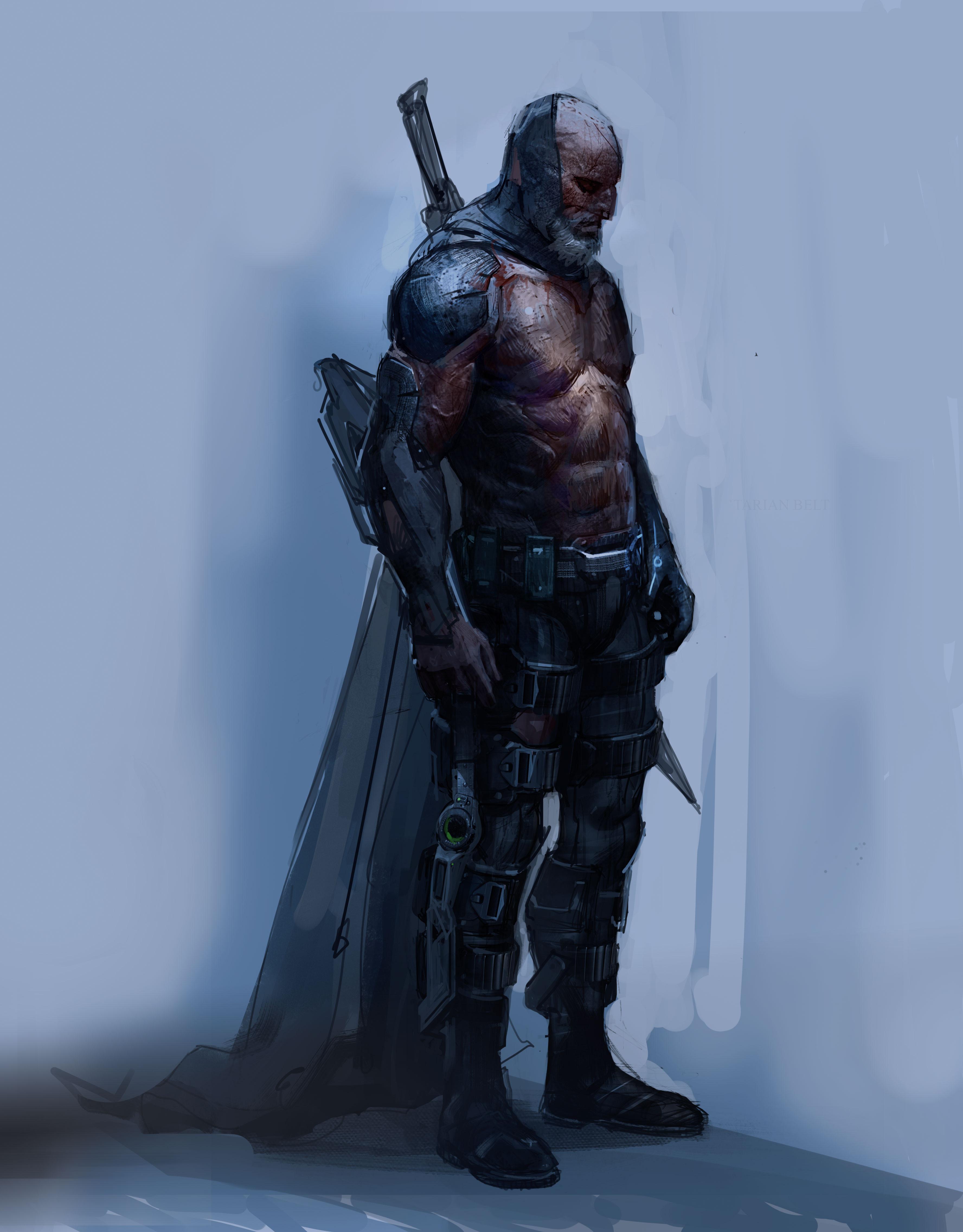 Old Warrior.