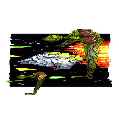 Midhat kapetanovic uss defiant