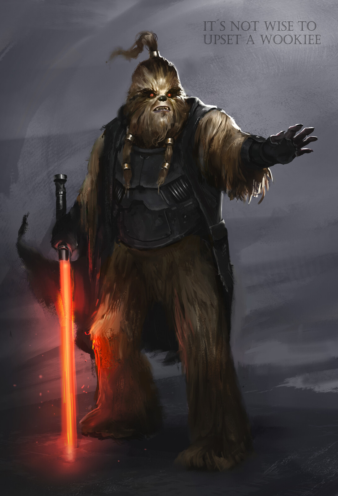 Wookiee Sith