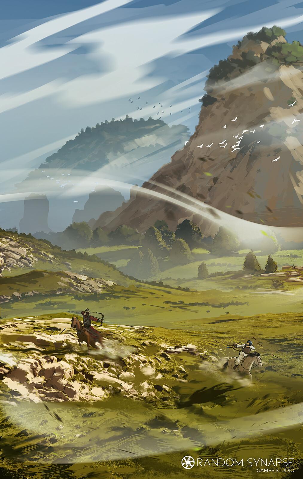 Cassandra's Fate - Haut-plateaux
