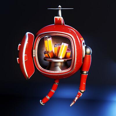 Phong ly refridge robot 1