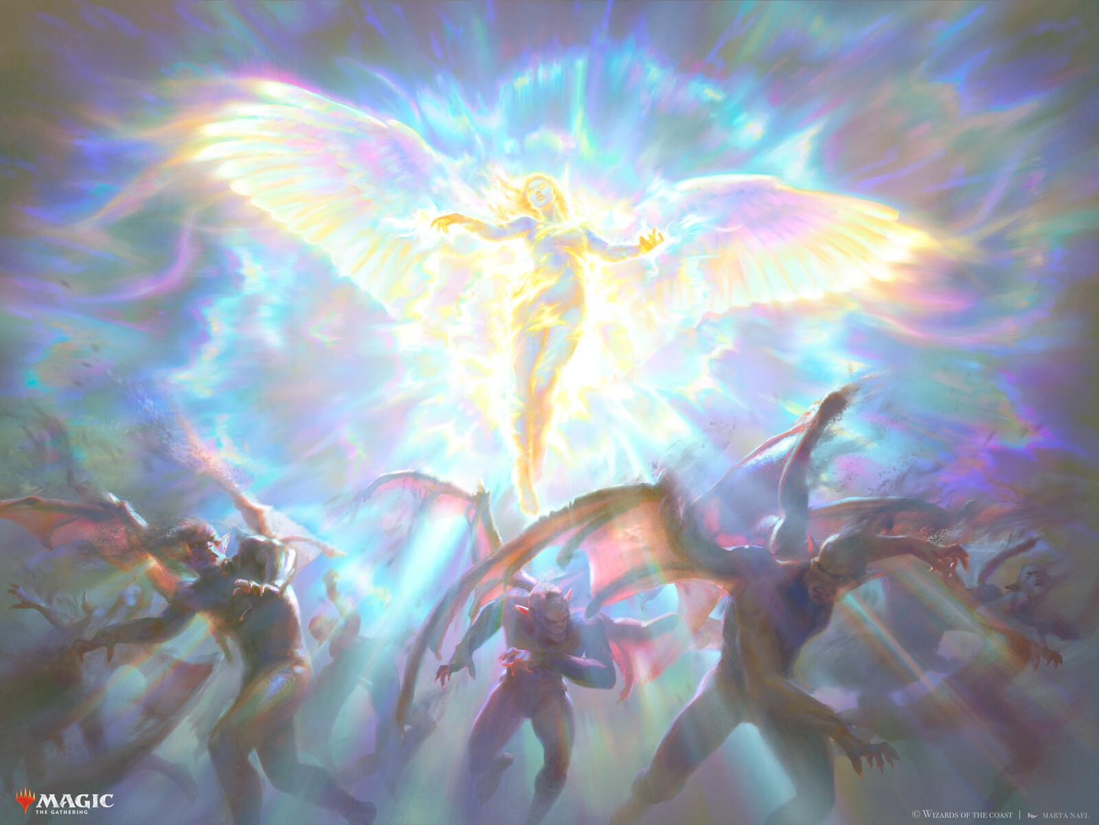 Cleansing Nova - Magic: the gathering