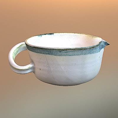 Small Clay Pitcher