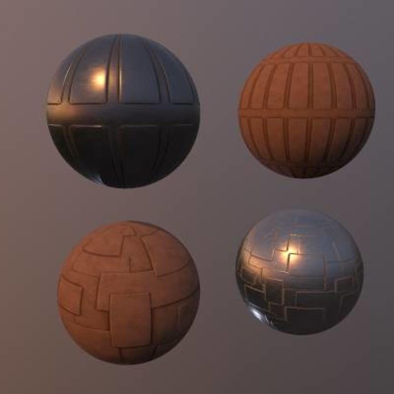 SWG - New Materials