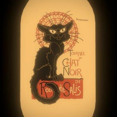 Le Chat Noir Chibi 2.5D