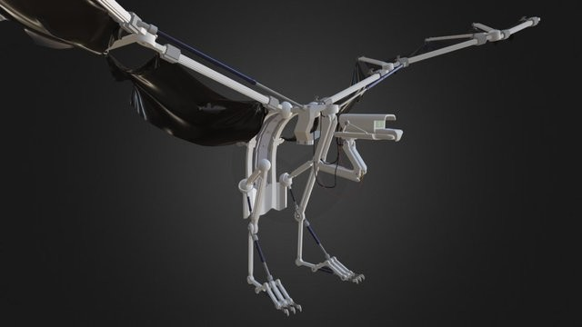 Mechanimal Vulture