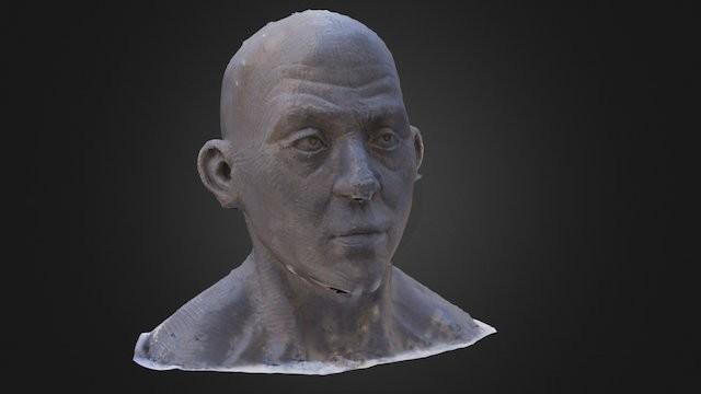 Weekly sculpt #1: bust