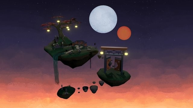 The Magical Cemetery in the Skies (3D)