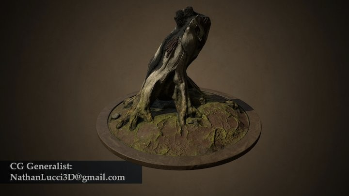 Tree Sculpt